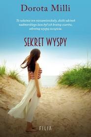 okładka Sekret wyspy, Książka | Dorota Milli