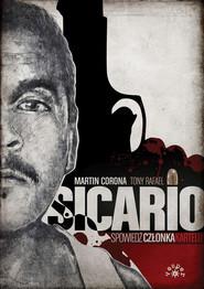 okładka Sicario Spowiedź członka kartelu, Książka | Martin Corona, Tony Rafael