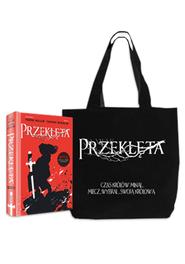 okładka Przeklęta - torba, Książka | Frank Miller, Thomas Wheeler
