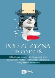 okładka Polszczyzna na co dzień, Książka | Mirosław Bańko