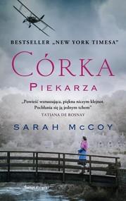 okładka Córka piekarza, Książka | McCoy Sarah