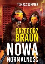 okładka Nowa normalność, Książka | Sommer Tomasz