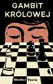 okładka Gambit królowej, Książka | Tevis Walter