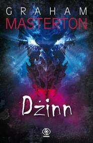 okładka Dżinn, Książka | Graham Masterton