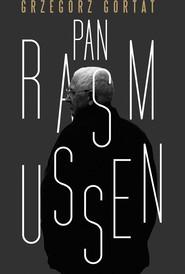 okładka Pan Rasmussen, Książka | Grzegorz Gortat