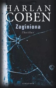 okładka Zaginiona, Książka | Harlan Coben