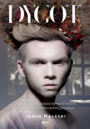 okładka Dygot Wielkie Litery, Książka | Jakub Małecki