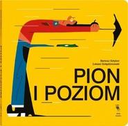 okładka Pion i poziom, Książka | Bartosz Sztybor