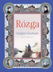 okładka Rózga, Książka | Grzegorz Kasdepke