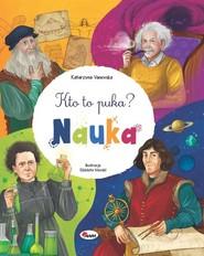 okładka Kto to puka Nauka, Książka   Vanevska Katarzyna