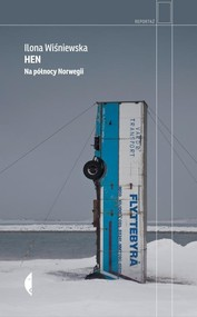 okładka Hen Na północy Norwegii, Książka   Ilona Wiśniewska