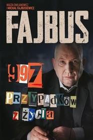 okładka Fajbus. 997 przypadków z życia, Książka | Fajbusiewicz;  Magda Omilianowicz Michał