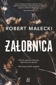 okładka Żałobnica, Książka  