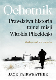 okładka Ochotnik, Książka | Jack Fairweather