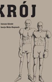 okładka Przekrój przez Mroza, Książka | Janusz Górski, Łucja Mróz-Raynoch