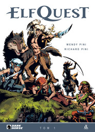 okładka Elf Quest Tom 1, Książka | Wendy Pini, Richard Pini