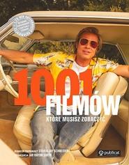 okładka 1001 filmów, które musisz zobaczyć, Książka | null