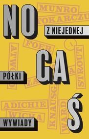 okładka Z niejednej półki Wywiady, Książka | Nogaś Michał