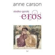 okładka Eros słodko-gorzki, Książka | Carson Anne