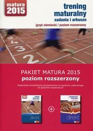 okładka Język niemiecki Matura 2015 Pakiet Poziom rozszerzony, Książka |