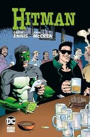 okładka Hitman Tom 2, Książka | Garth Ennis