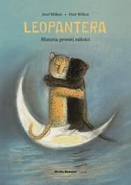 okładka Leopantera, Książka | Wilkoń Piotr