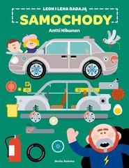 okładka Leon i Lena poznają samochody, Książka | Nikunen Annti