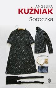 okładka Soroczka, Książka | Angelika Kuźniak