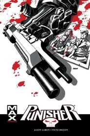 okładka Punisher Max Tom 9, Książka | Aaron Jason
