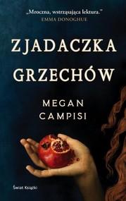 okładka Zjadaczka grzechów, Książka | Campisi Megan