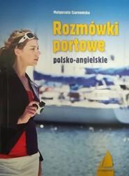okładka Rozmówki portowe, Książka | Czarnomska Małgorzata