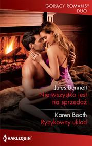 okładka Nie wszystko jest na sprzedaż /Gorący Romans Duo, Książka | Jules Bennett