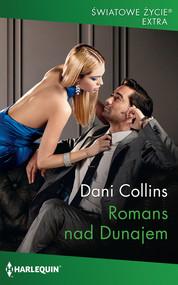 okładka Romans nad Dunajem, Książka | Dani Collins