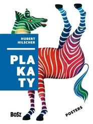 okładka Hilscher Plakaty, Książka | Przymus Irena