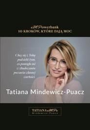 okładka EmPower Bank 10 kroków które dają moc, Książka | Mindewicz-Puacz Tatiana