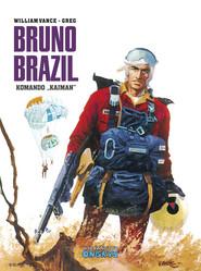 okładka Bruno Brazil 2 Komando Kajman, Książka | William Vange
