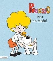 okładka Reksio Pies na medal, Książka | Szarf Maria
