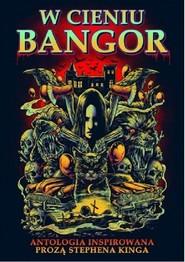 okładka W cieniu Bangor, Książka |