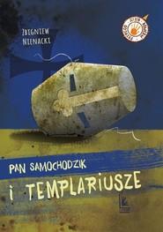okładka Pan Samochodzik i templariusze, Książka | Zbigniew Nienacki