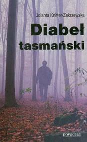 okładka Diabeł tasmański, Książka | Jolanta  Knitter-Zakrzewska