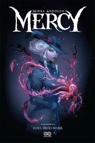 okładka Mercy Tom 1 Dama, mróz i diabeł, Książka | Andolfo Mirka