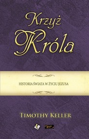 okładka Krzyż Króla, Książka | Keller Timothy