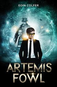 okładka Artemis Fowl, Książka | Colfer Eoin