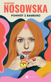 okładka Powrót z Bambuko, Książka |