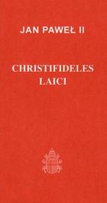 okładka Christifideles laici, Książka | Jan Paweł II