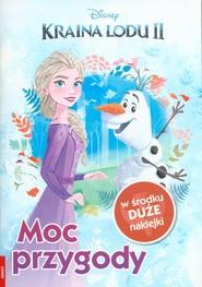 okładka Kraina lodu 2 Moc przygody STX-9105, Książka |