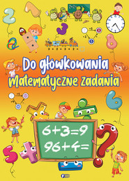 okładka Do główkowania matematyczne zadania, Książka |