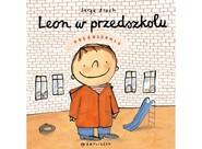 okładka Leon w przedszkolu, Książka | Serge Bloch