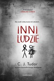 okładka Inni ludzie, Książka   Tudor C.J.