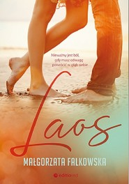 okładka Laos, Książka | Małgorzata Falkowska